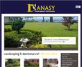 Gateway Marketing, Danasy Landscaping web site