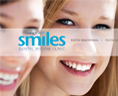 Gateway Marketing,Hamilton Smiles web site